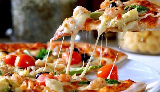 【冷凍ピザ】電子レンジしかない&トースターに入らない時の温め方